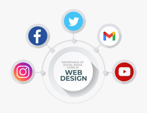Importance Of Social Media Icons In Web Design