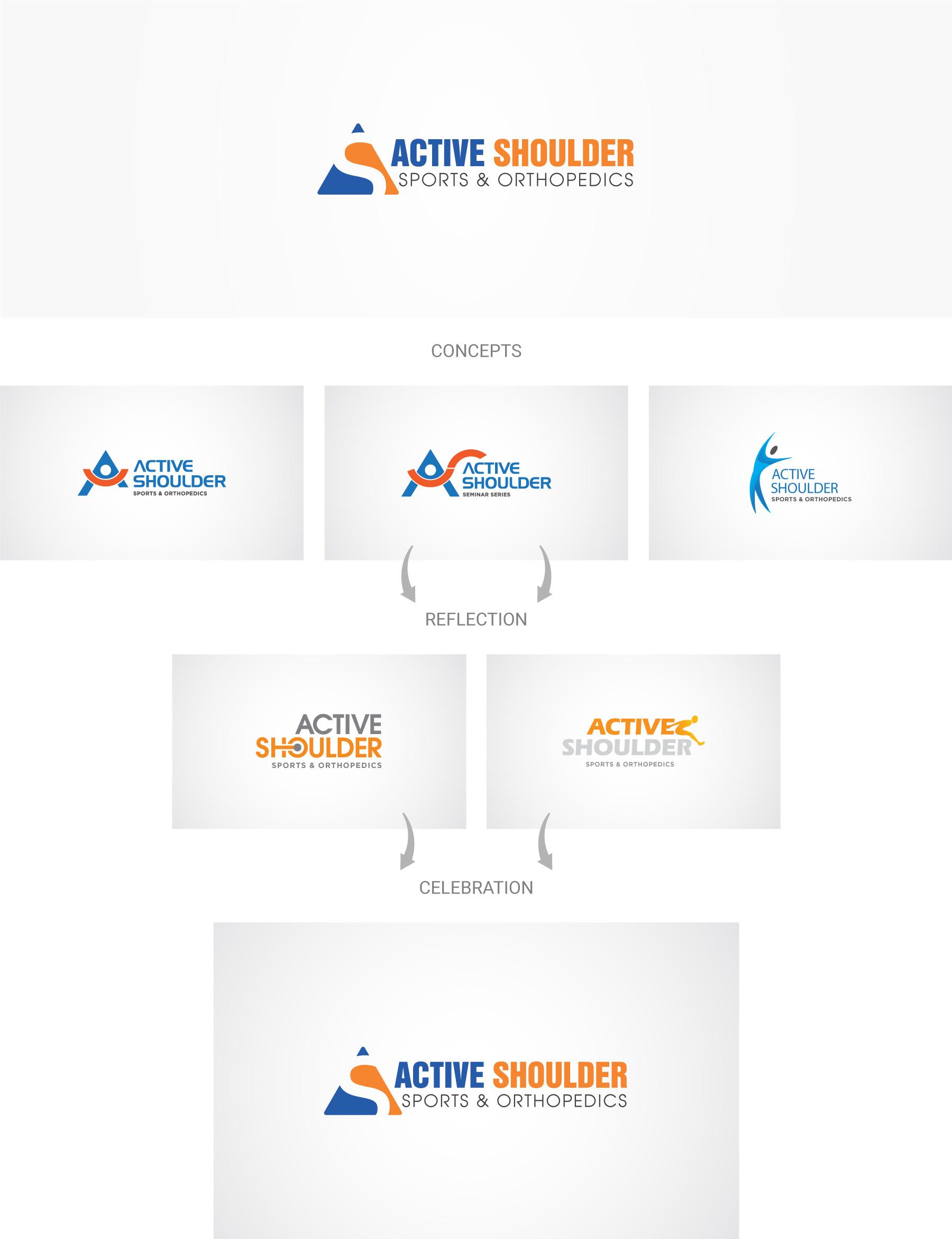 Active-shoulder-logo-design