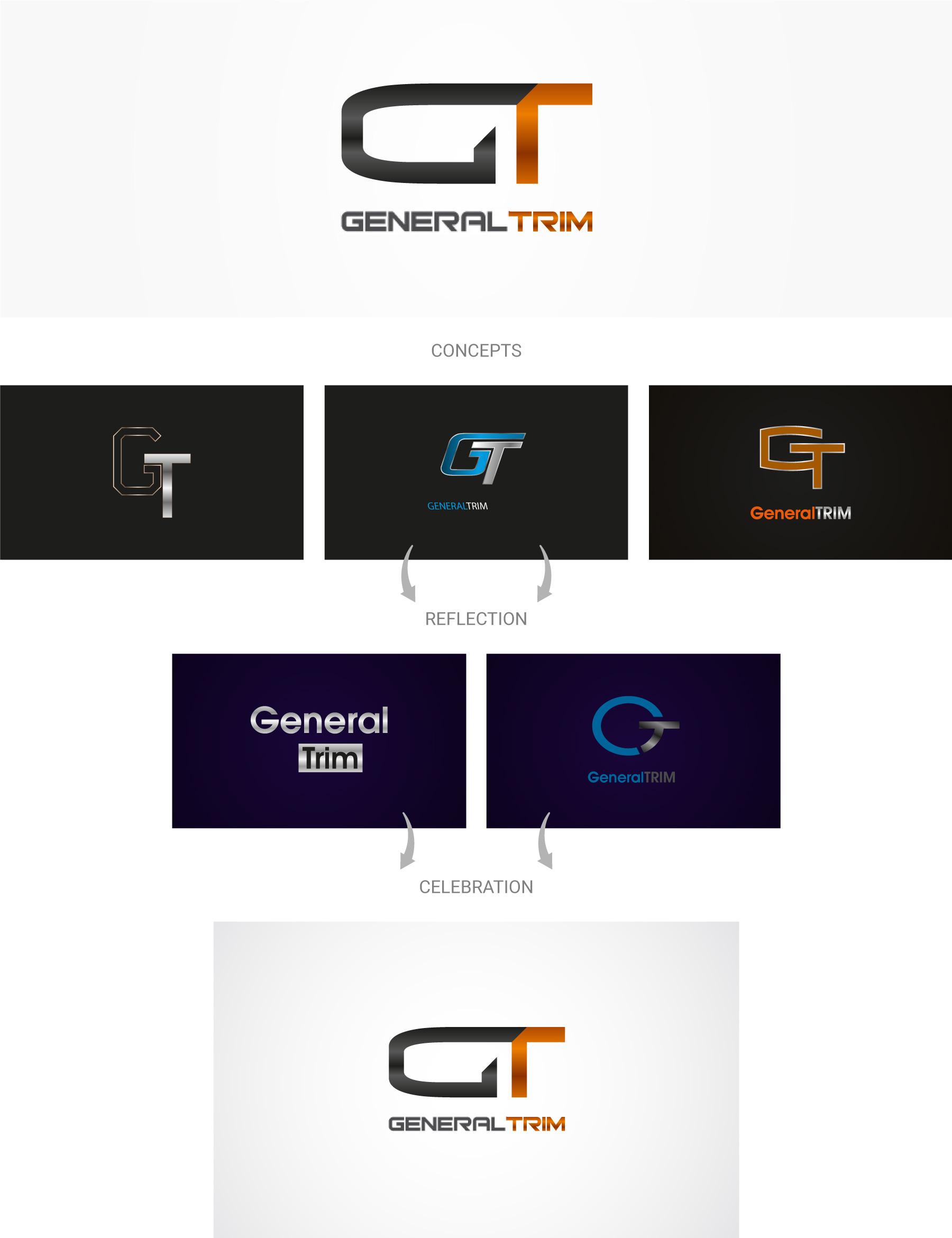 General-trim-logo-design