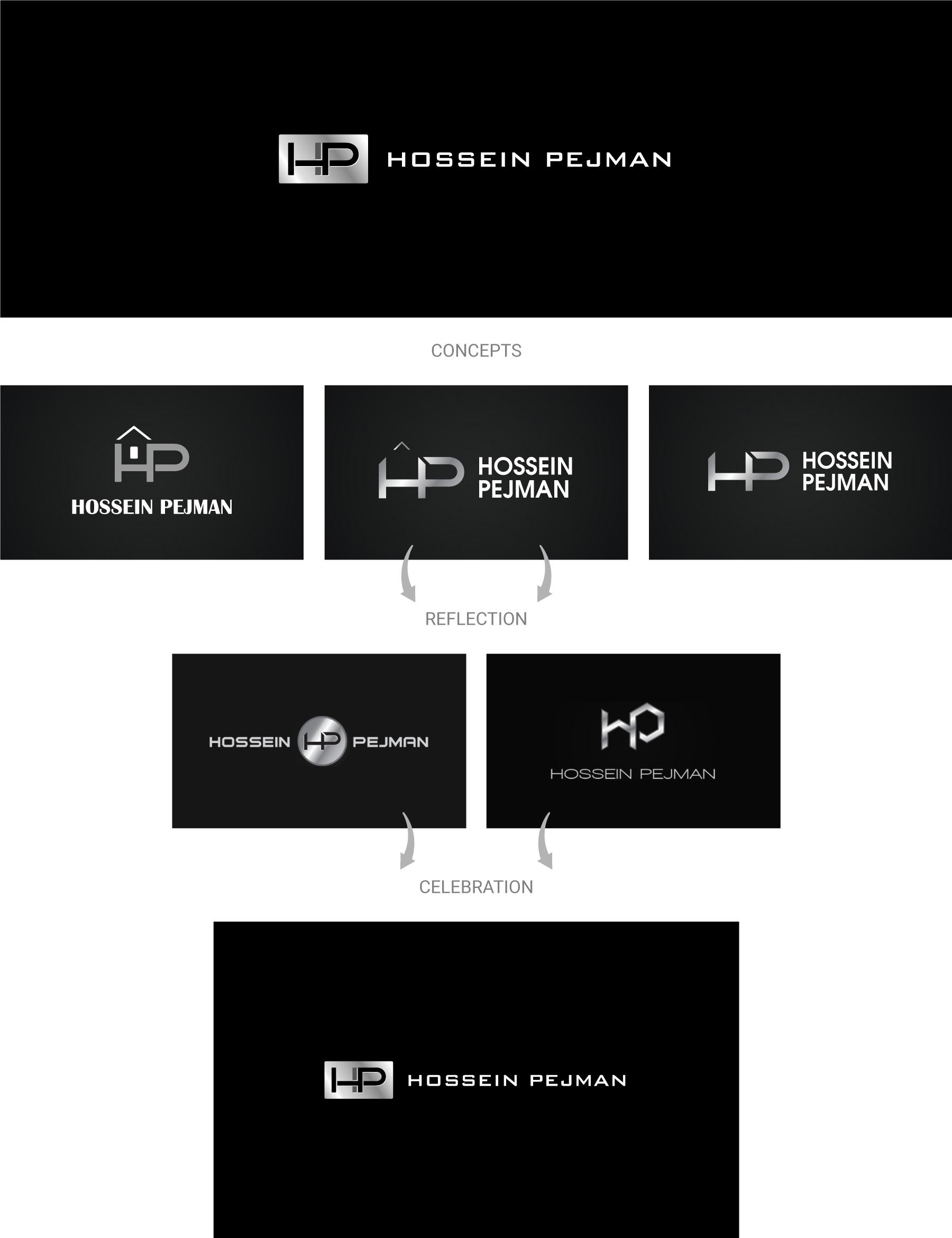 Hossein-pejman-logo-design