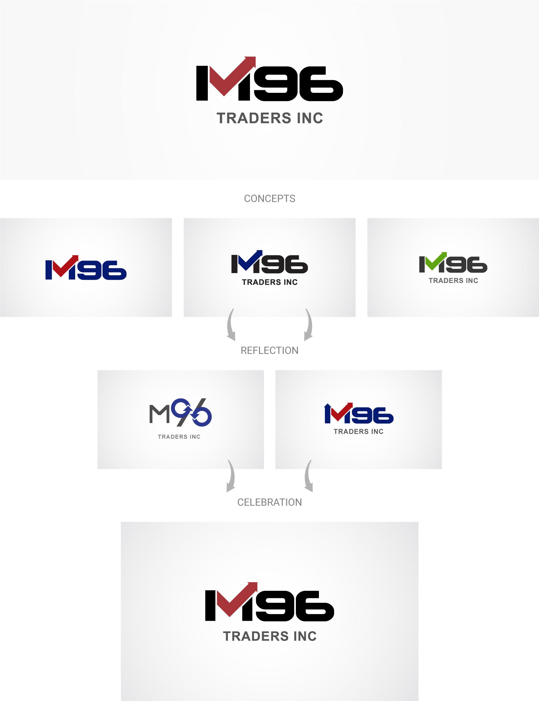 M-trades-inc-logo-design