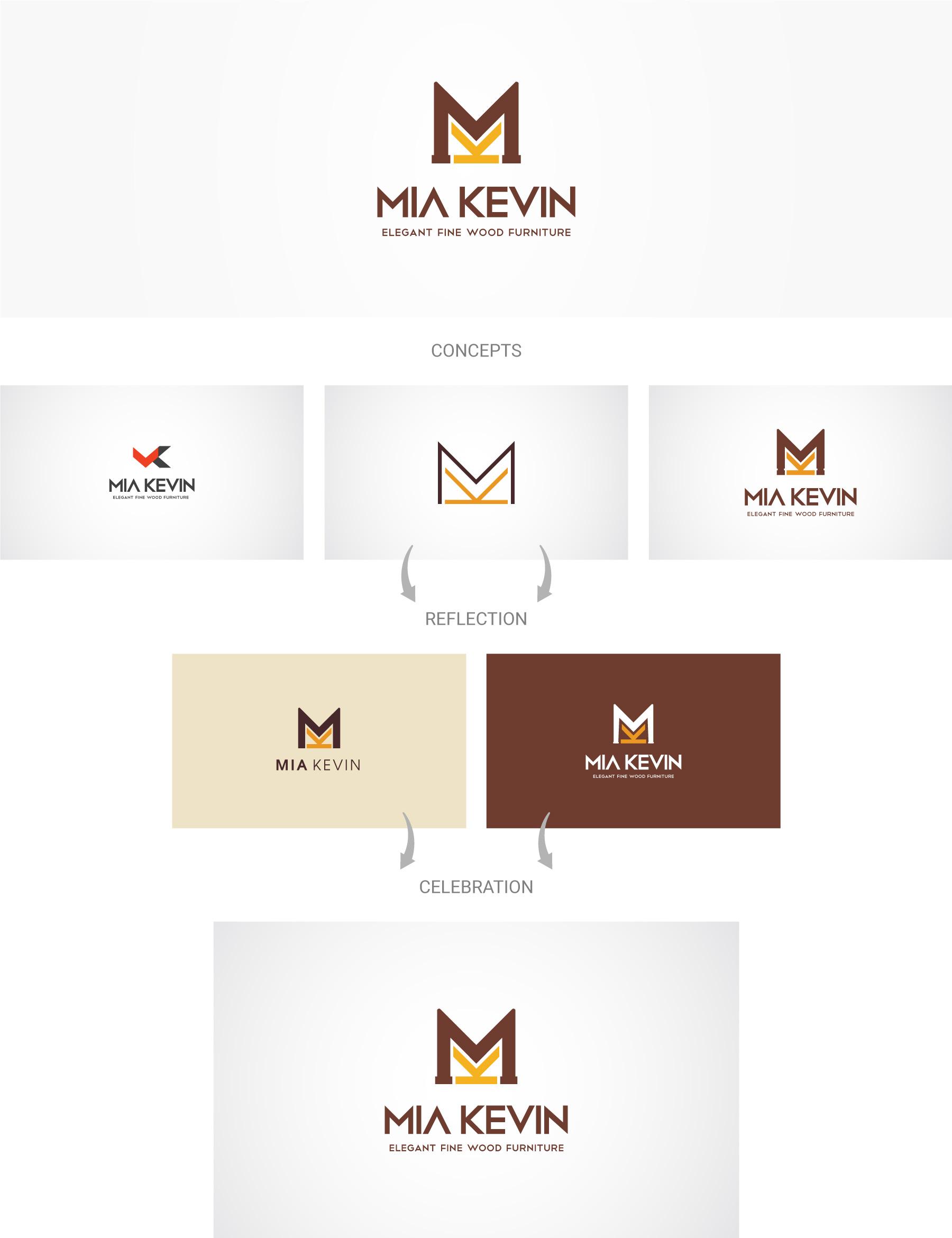 Mia-Kevin-logo-design