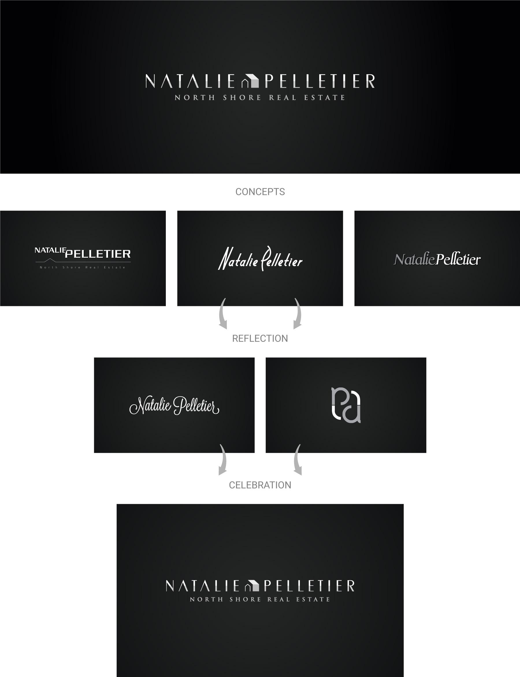 Natalie-pelletier-logo-design