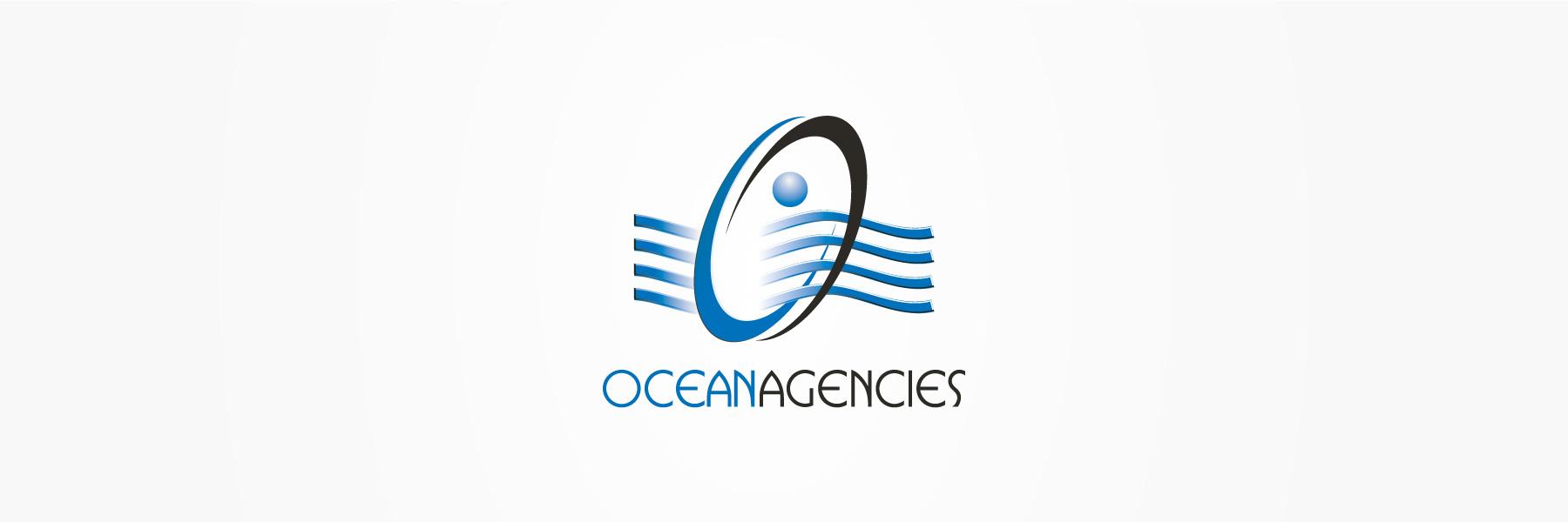Ocean-agencies-logo-design
