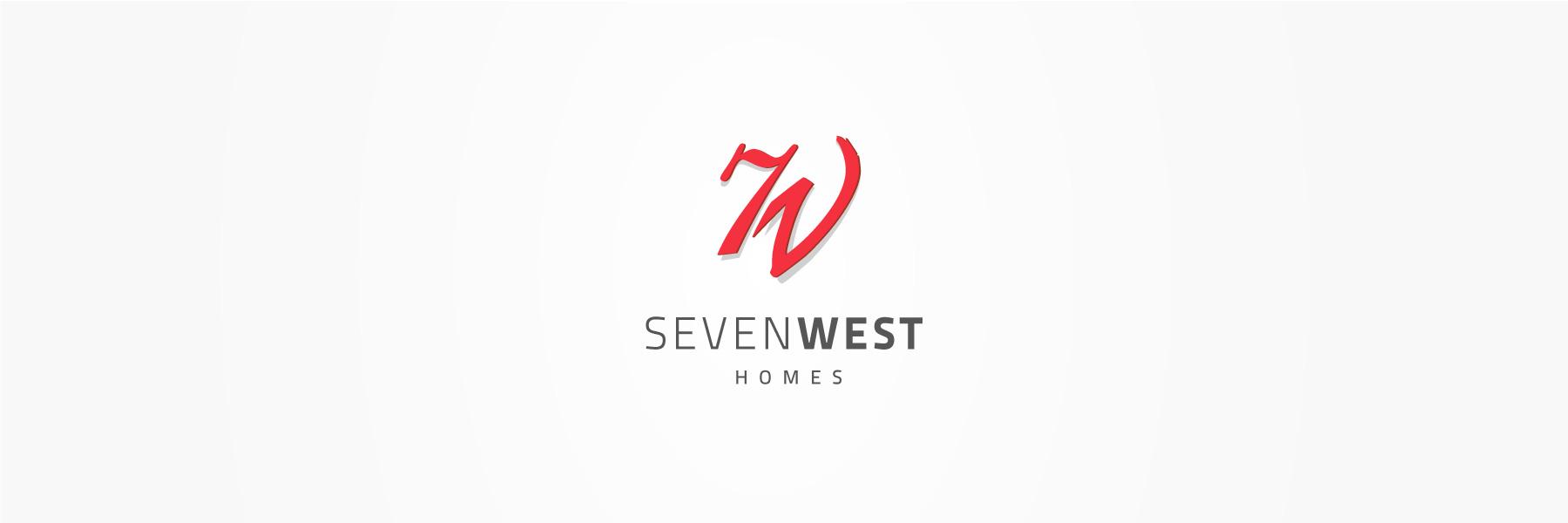 Seven-West-Homes-Logo-Design
