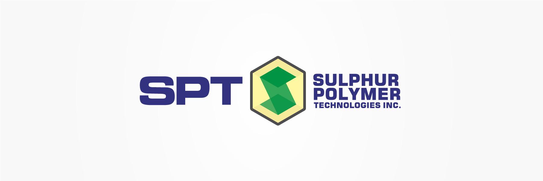 Sulphur-polymer-logo-design