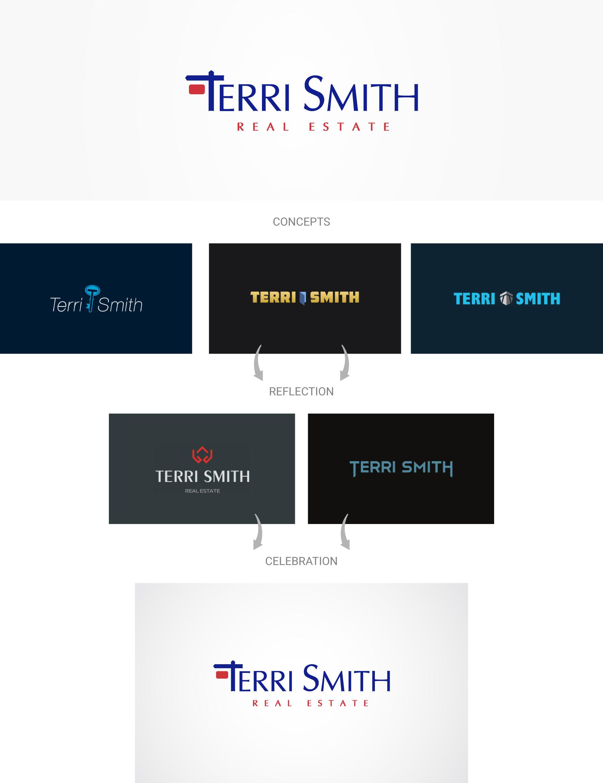 Terri-smith-logo-design
