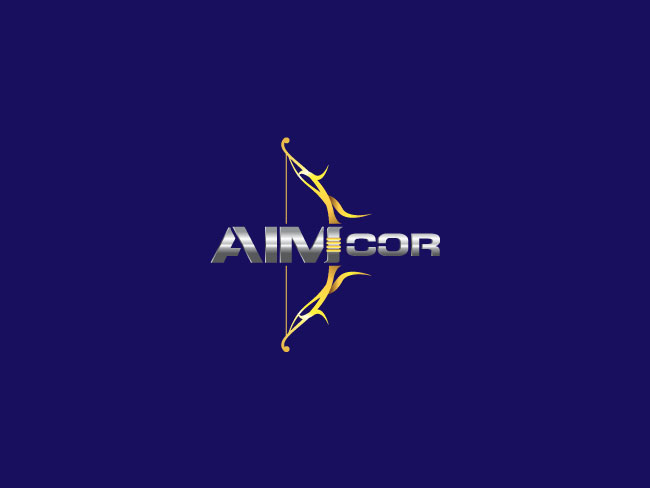 aimcor-Vancouver-logo-design-Vancouver-brand-design-by-mapleweb-canada-dark-navy-blue-background-and-silver-effect-thumbnail