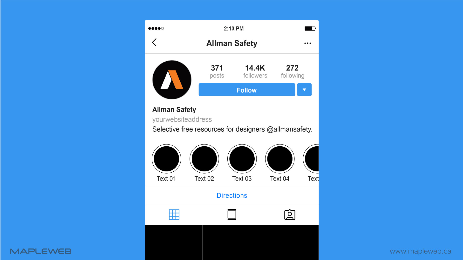 allman-safety-brand-logo-design-by-mapleweb-vancouver-canada-dp-on-instagram-mock