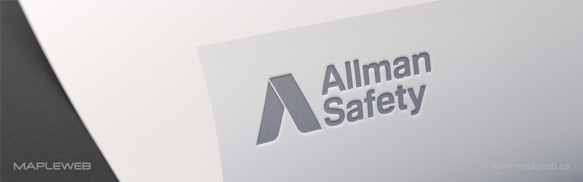 allman-safety-brand-logo-design-by-mapleweb-vancouver-canada-white-paper-mock