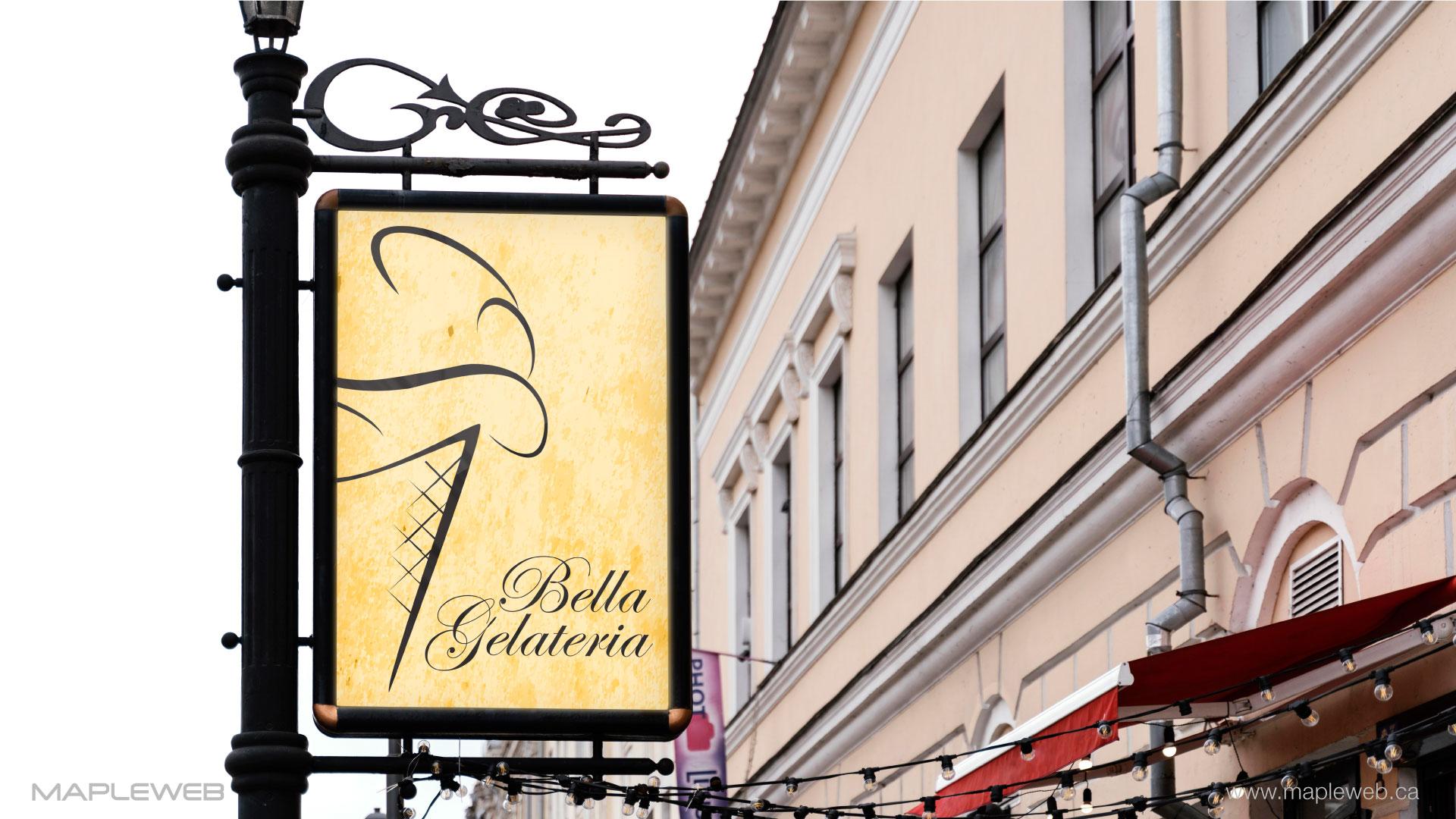 bella-gelateria-brand-logo-design-by-mapleweb-vancouver-canada-cap-mock