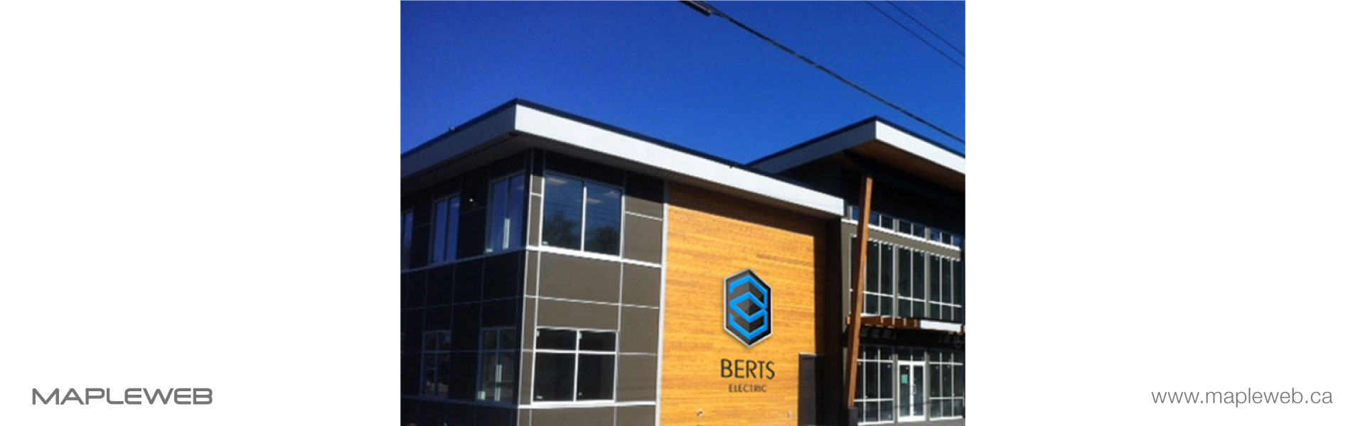 berts-electric-brand-logo-design-by-mapleweb-vancouver-canada-building-mock