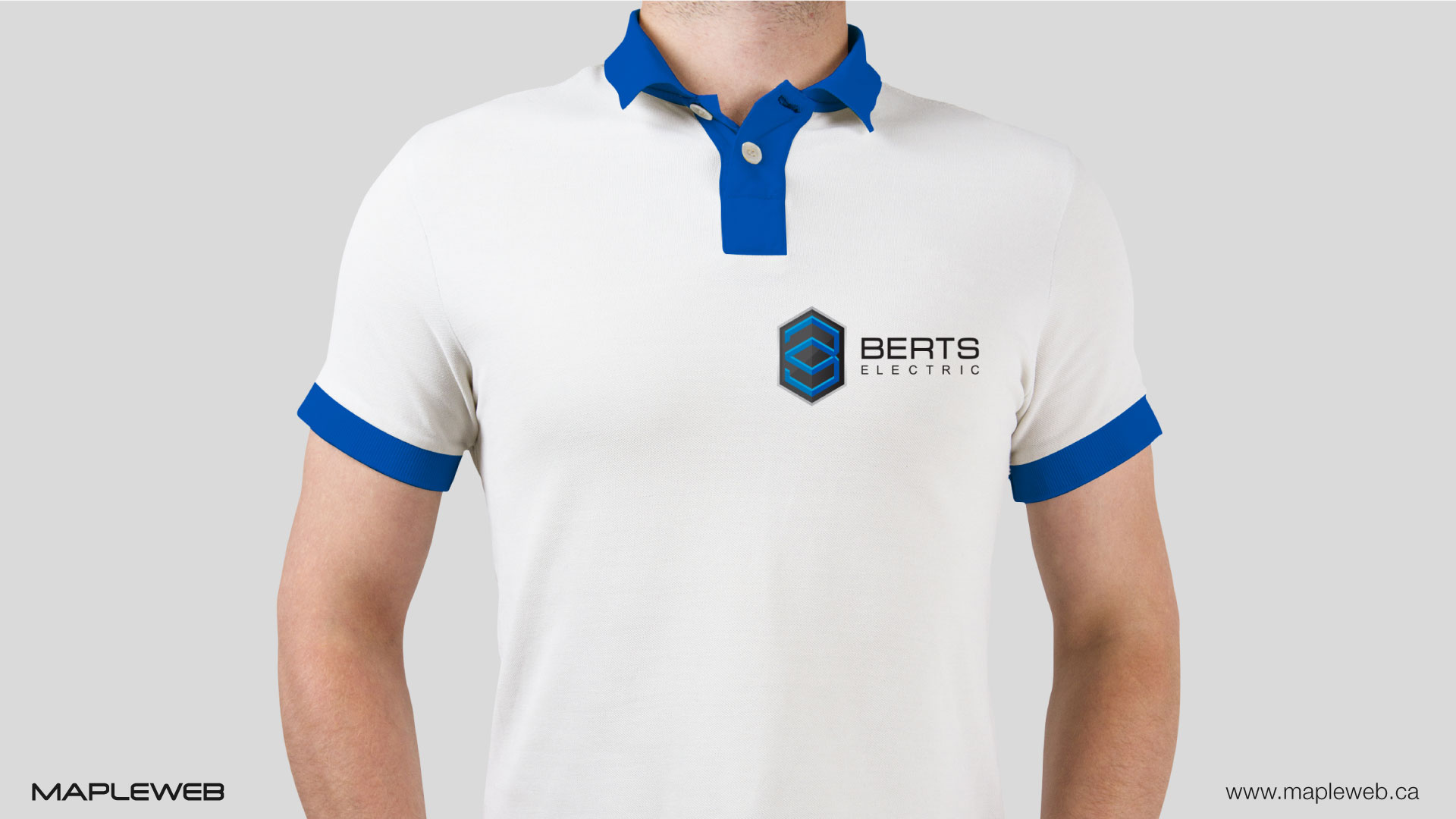 berts-electric-brand-logo-design-by-mapleweb-vancouver-canada-t-shirt-mock
