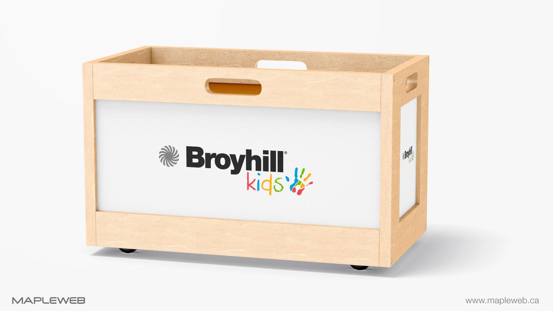 broyhill-kids-brand-logo-design-by-mapleweb-vancouver-canada-kids-cloth-trolly-mock