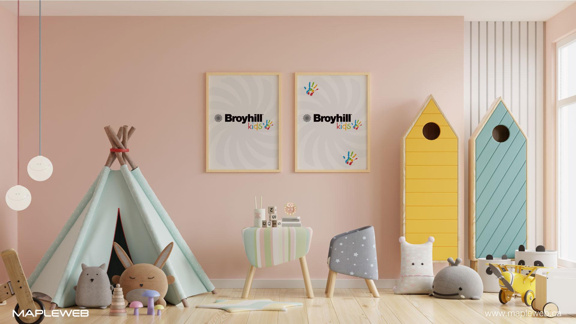 broyhill-kids-brand-logo-design-by-mapleweb-vancouver-canada-kids-room-mock