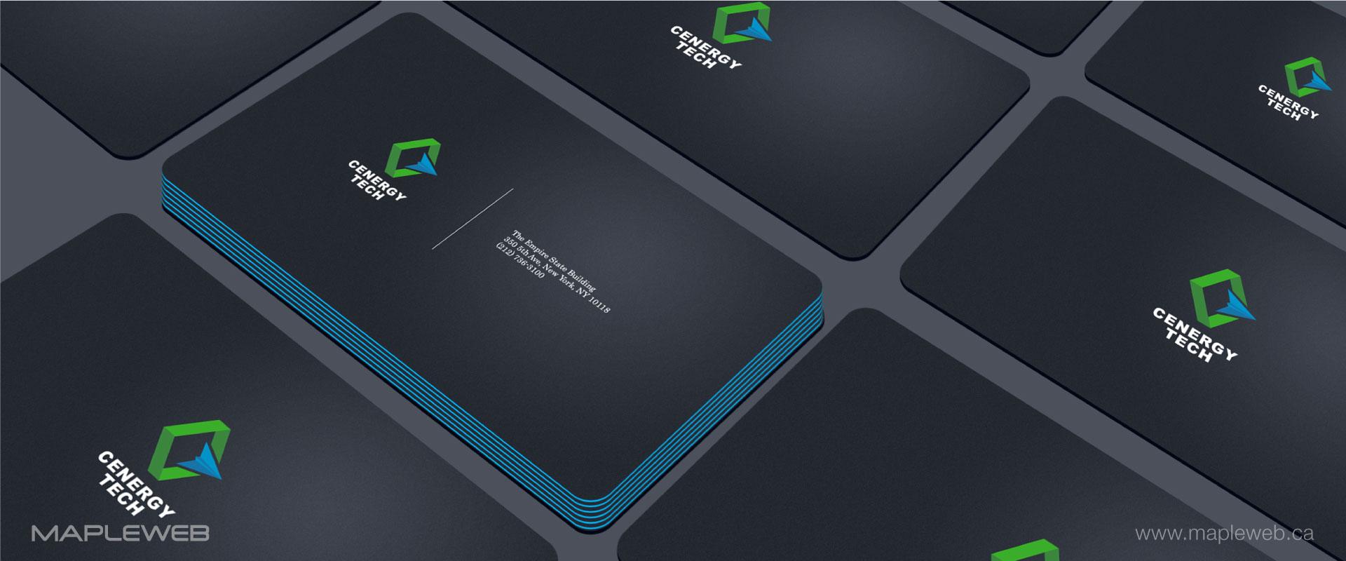 cenergy-tech-brand-logo-design-by-mapleweb-vancouver-canada-business-card-mock