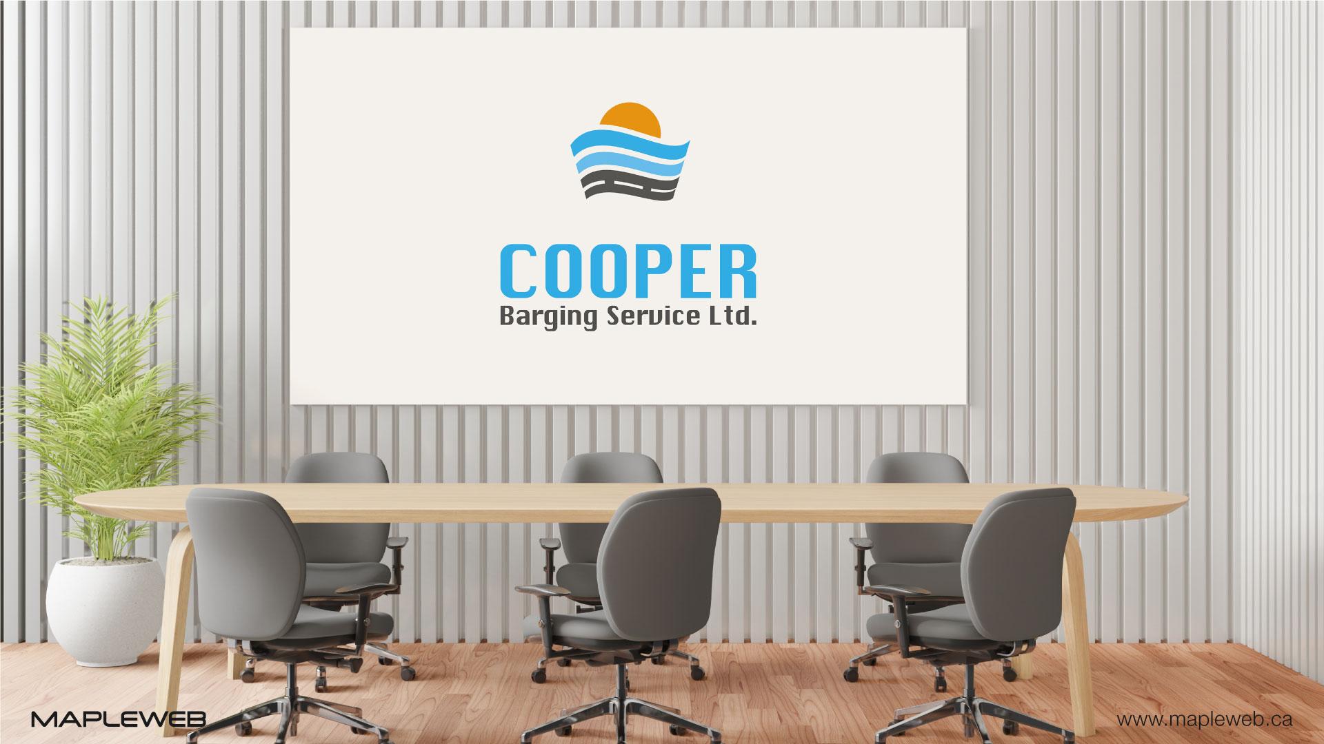 cooper-barging-service-brand-logo-design-by-mapleweb-vancouver-canada-scenery-mock
