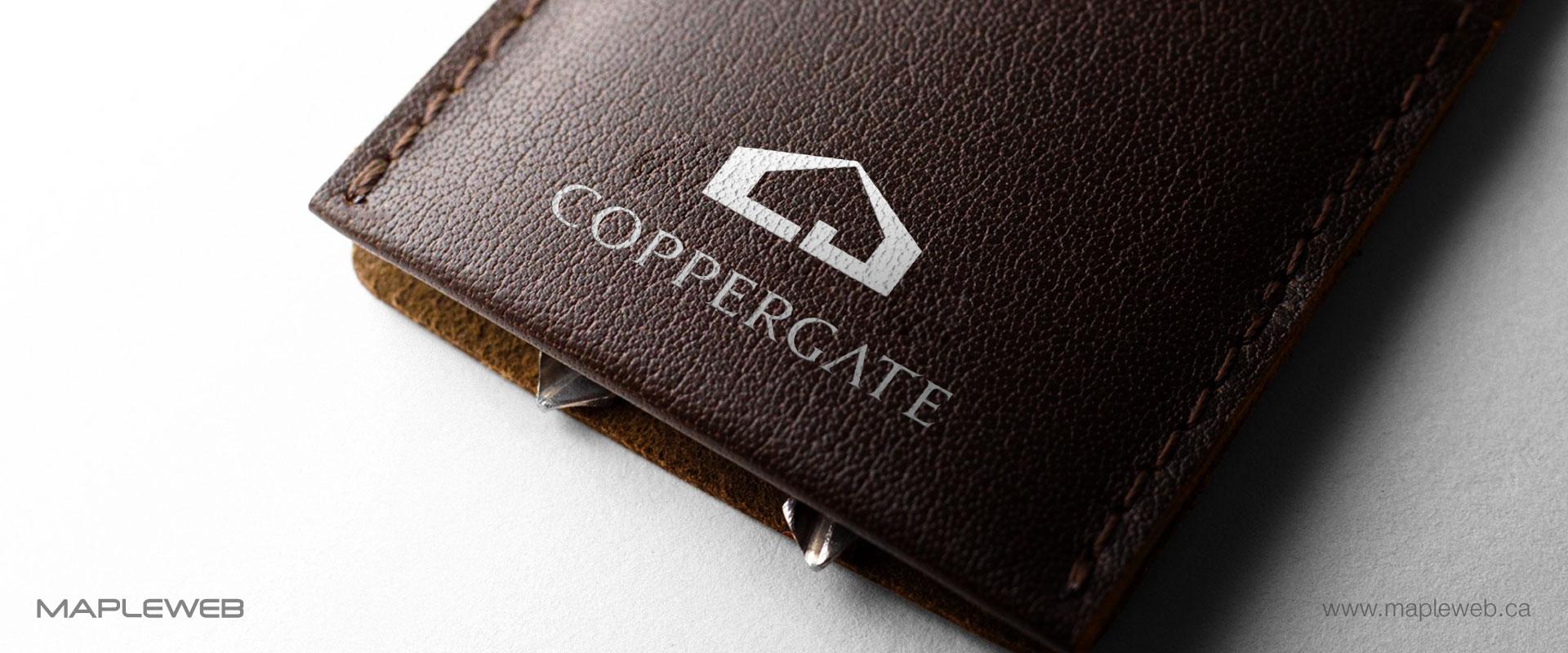 coppergate-brand-logo-design-by-mapleweb-vancouver-canada-black-folded-wallet-mock