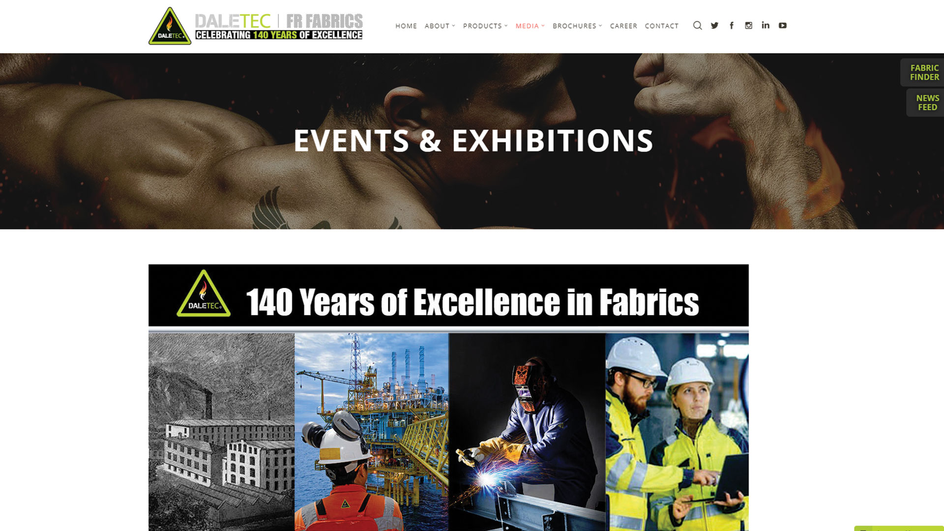 daletec-Vancouver-web-design-Vancouver-web-development-by-mapleweb-canada-media-page