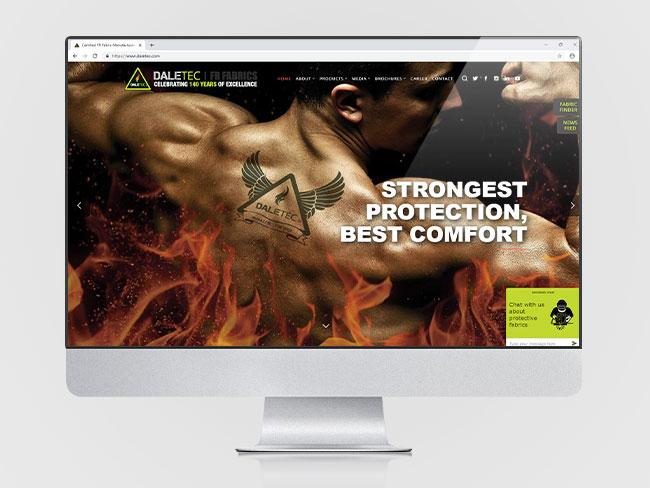 daletec-Vancouver-web-design-Vancouver-web-development-by-mapleweb-canada-web-homepage-display-thumbnail