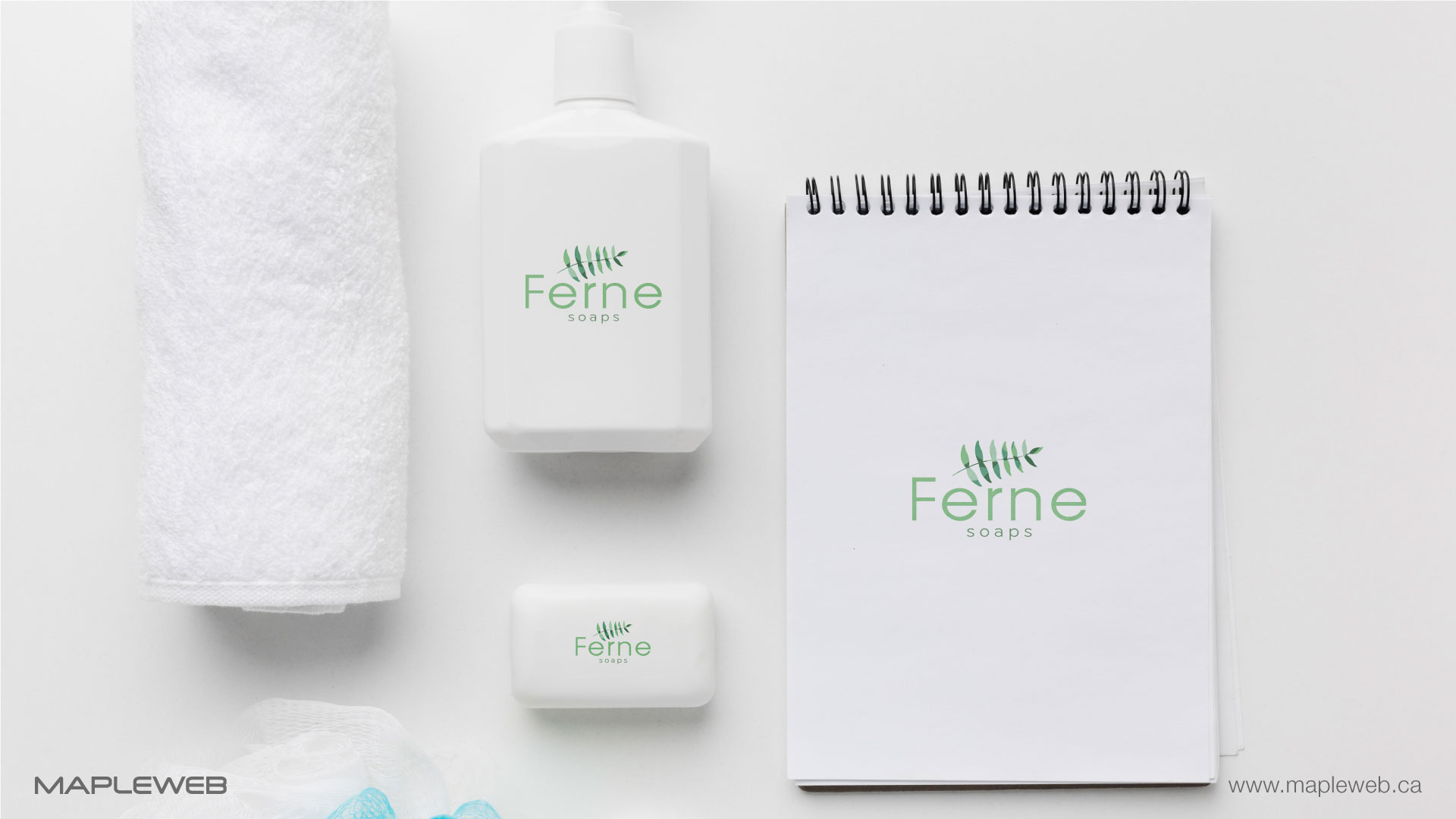 ferne-soap-brand-logo-design-by-mapleweb-vancouver-canada-soap-package-mock