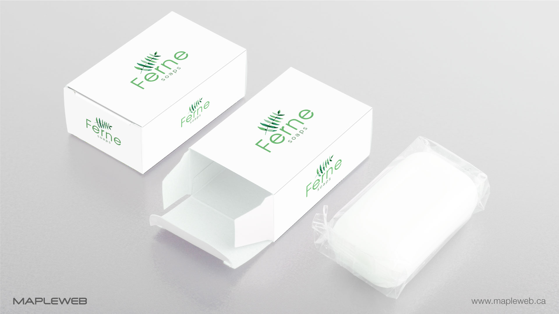 ferne-soap-brand-logo-design-by-mapleweb-vancouver-canada-soap-packaging-mock