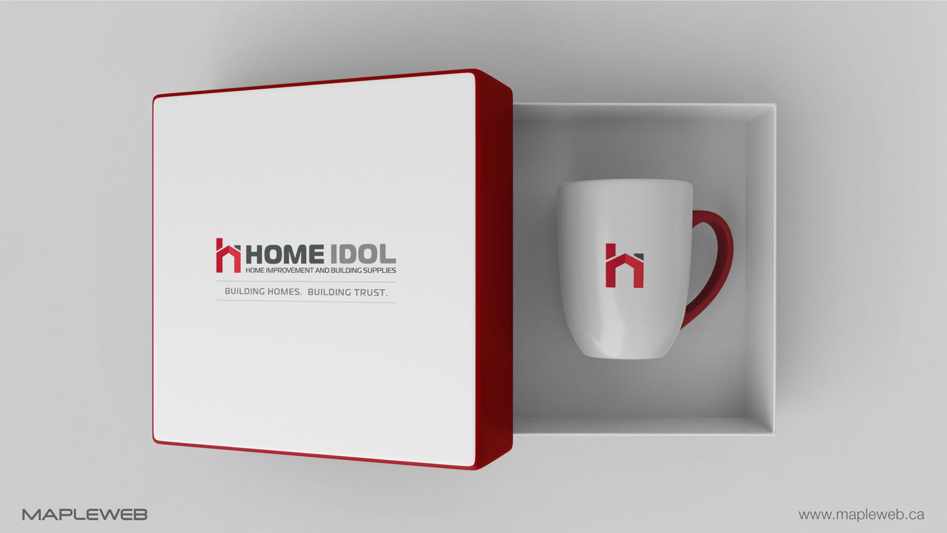 home-idol-brand-logo-design-by-mapleweb-vancouver-canada-white-mug-mock