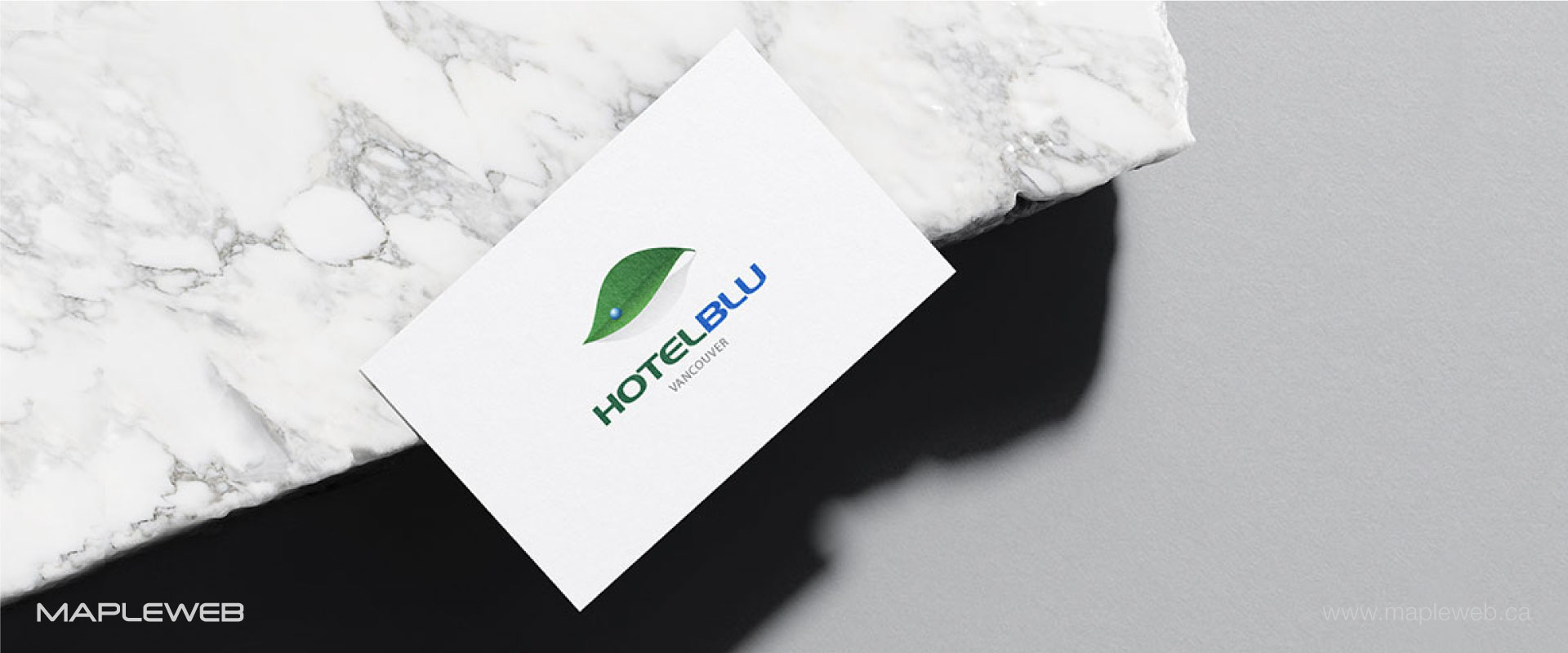 hotel-blu-brand-logo-design-by-mapleweb-vancouver-canada-business-card-mock