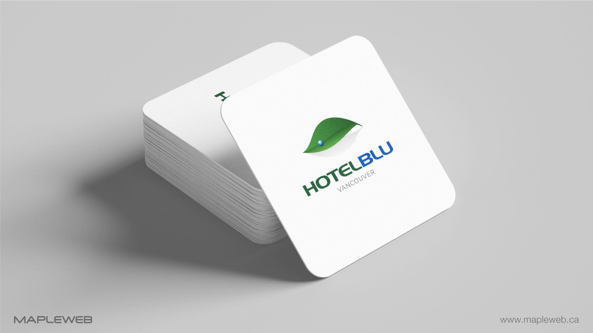 hotel-blu-brand-logo-design-by-mapleweb-vancouver-canada-white-rectangular-card-mock