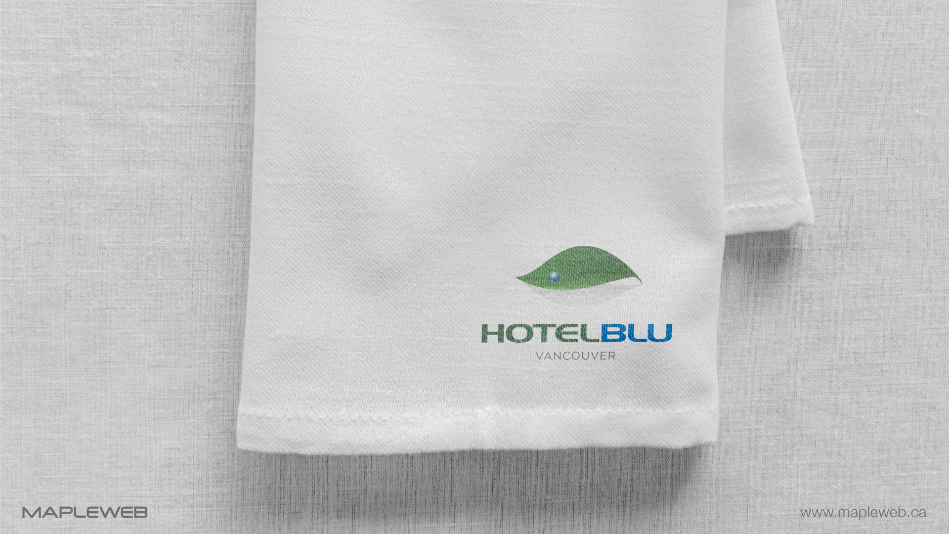 hotel-blu-brand-logo-design-by-mapleweb-vancouver-canada-white-towel-mock