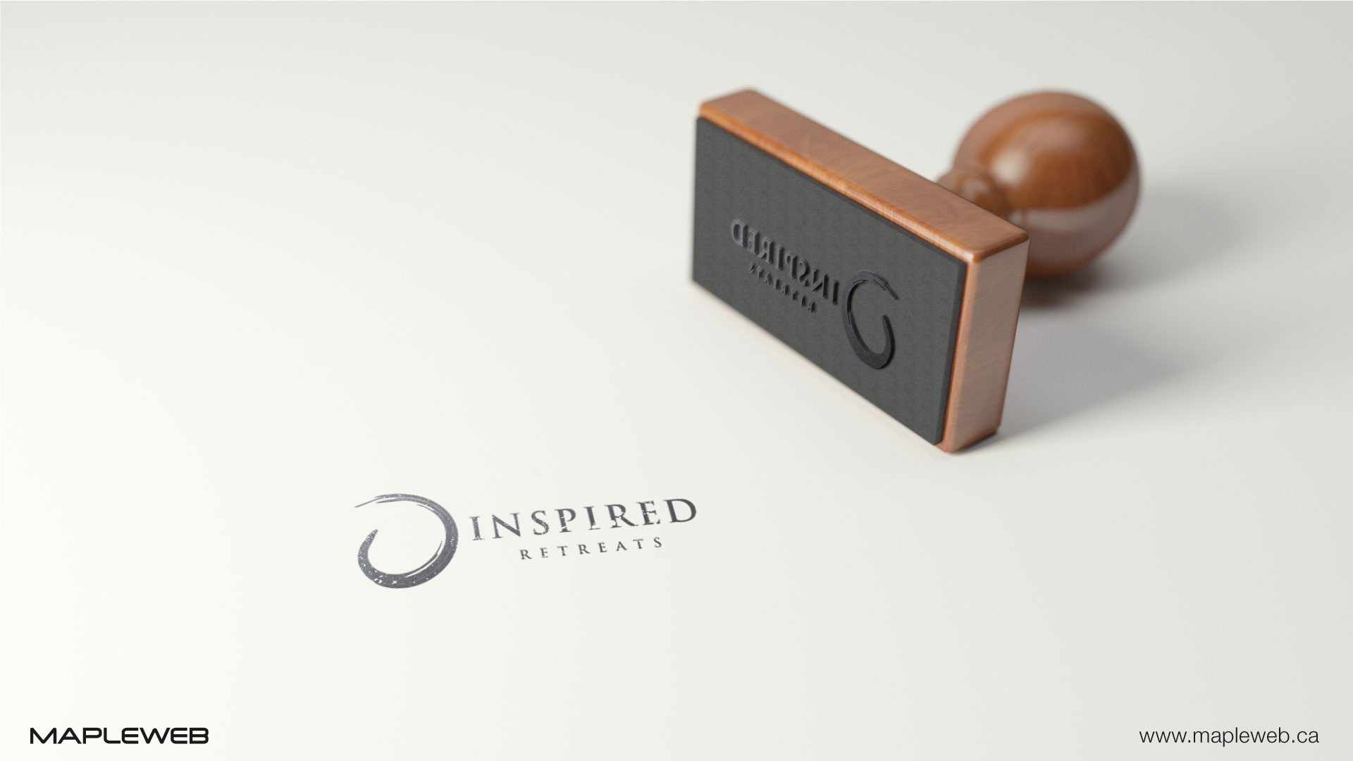 inspired-retreats-brand-logo-design-by-mapleweb-vancouver-canada-stamp-mock