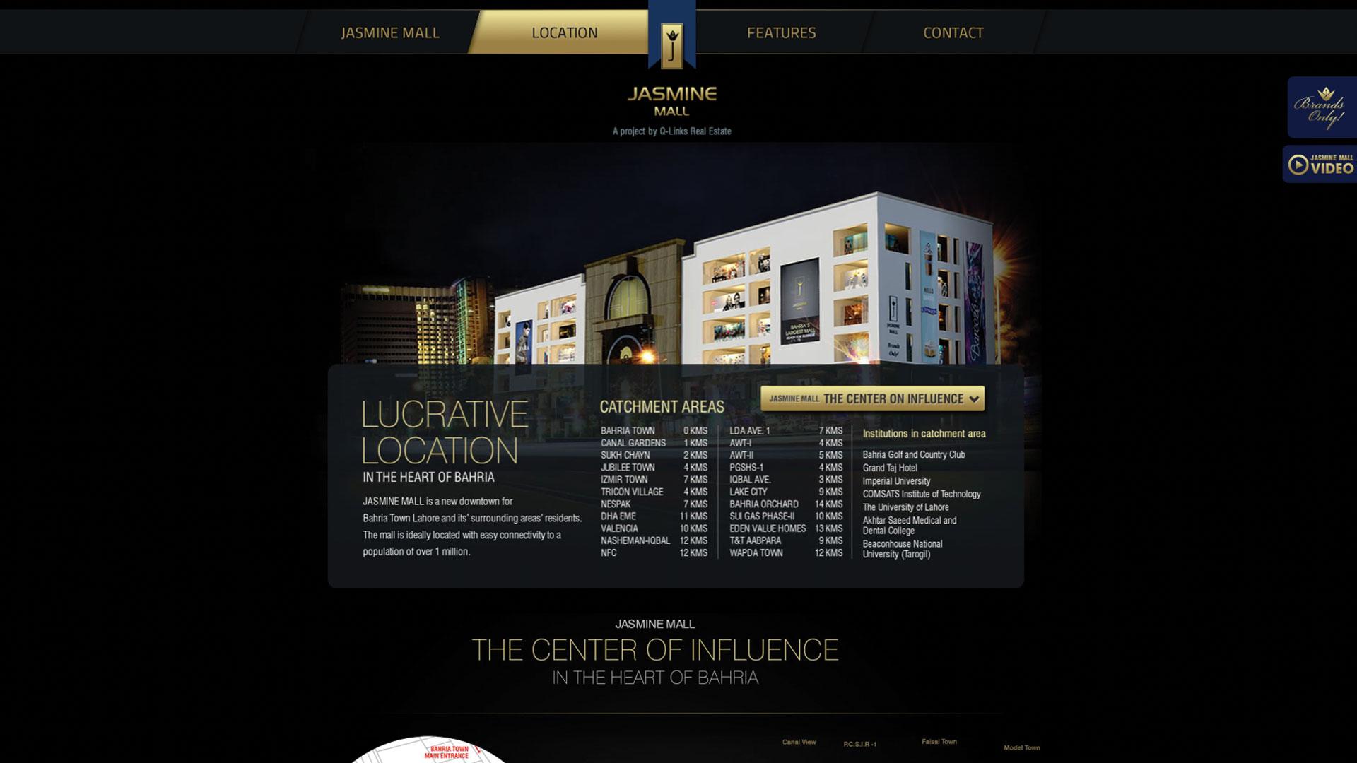jasmine-mall-Vancouver-web-design-Vancouver-web-development-by-mapleweb-canada-location