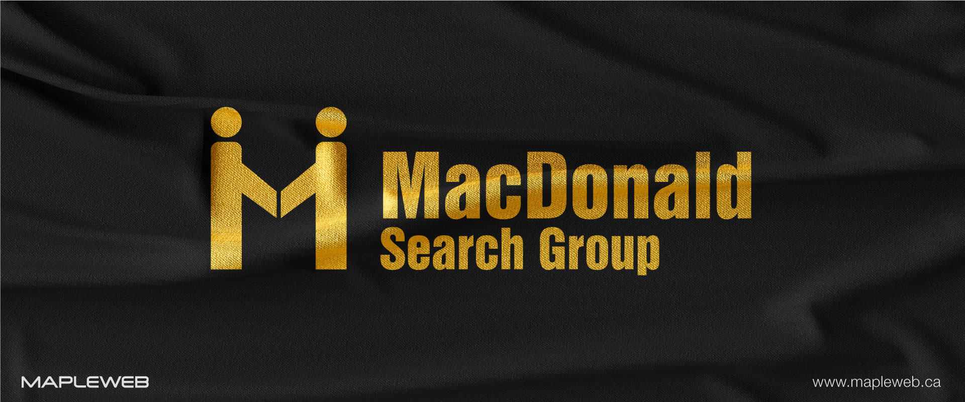 macdonald-search-group-brand-logo-design-by-mapleweb-vancouver-canada-embroidery-mock