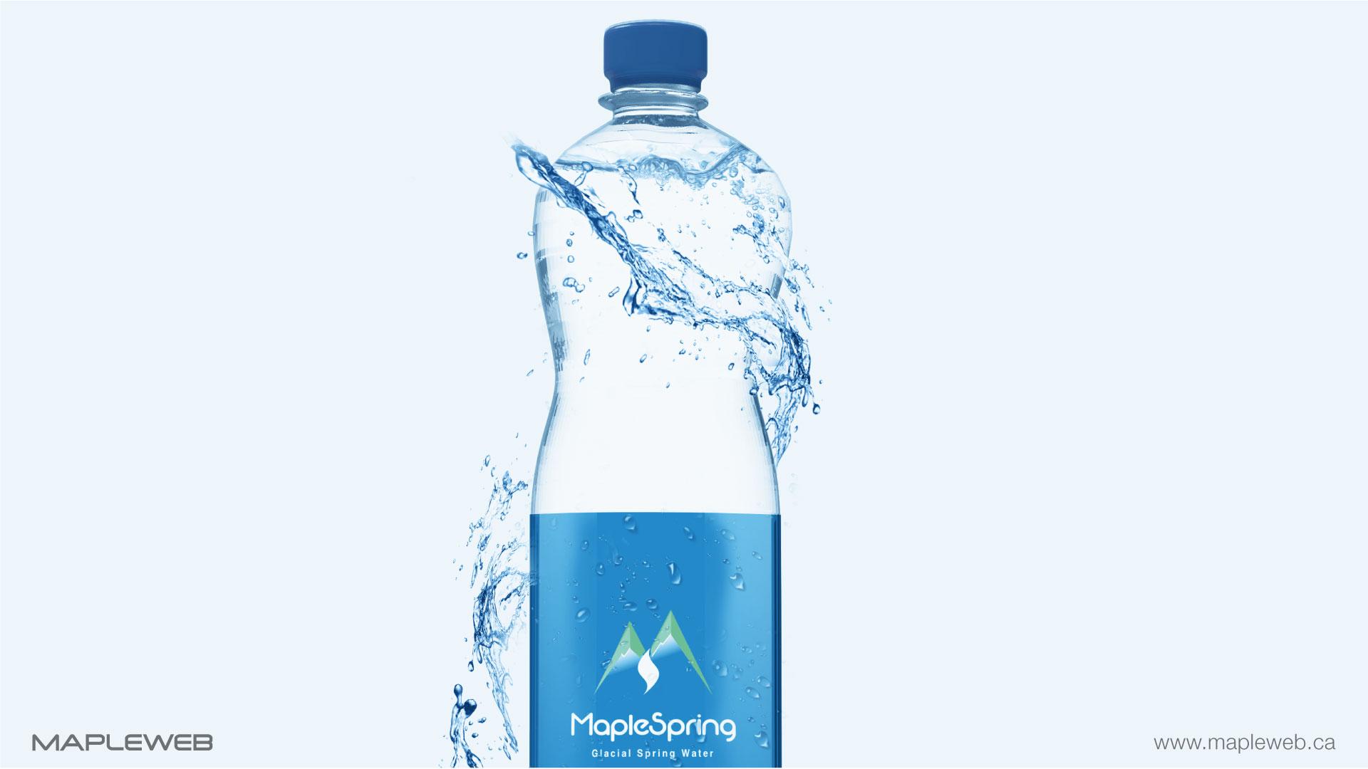 maplespring-brand-logo-design-by-mapleweb-vancouver-canada-water-bottle-splash-mock