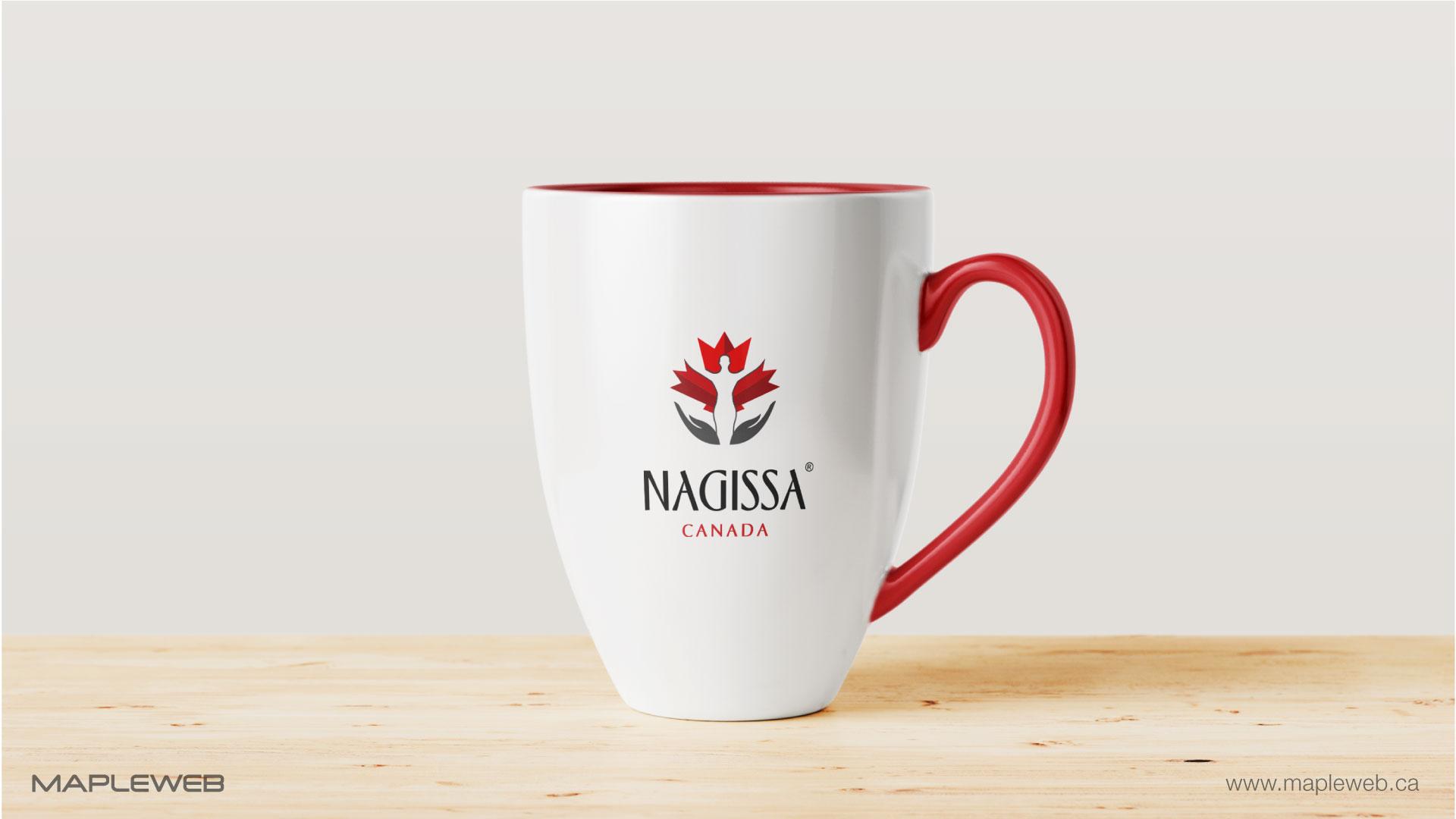 nagissa-canada-brand-logo-design-by-mapleweb-vancouver-canada-logo-on-white-mug-mock
