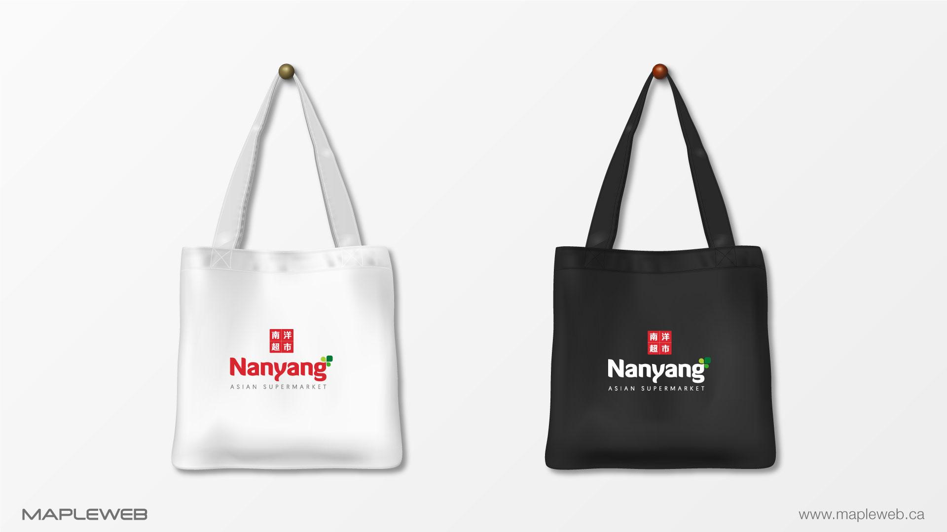 nanyang-brand-logo-design-by-mapleweb-vancouver-canada-white-and-black-bag-mock