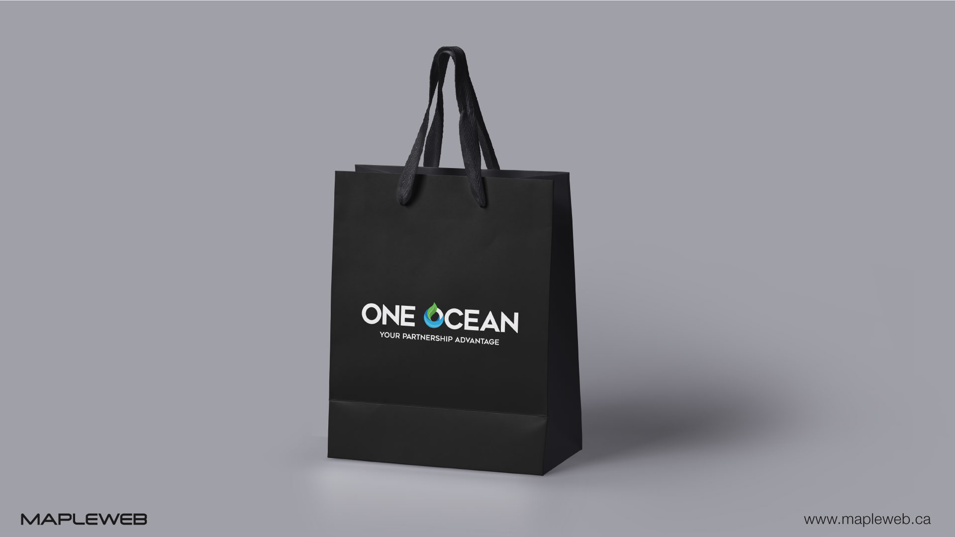 one-ocean-brand-logo-design-by-mapleweb-vancouver-canada-white-paper-bag-mock
