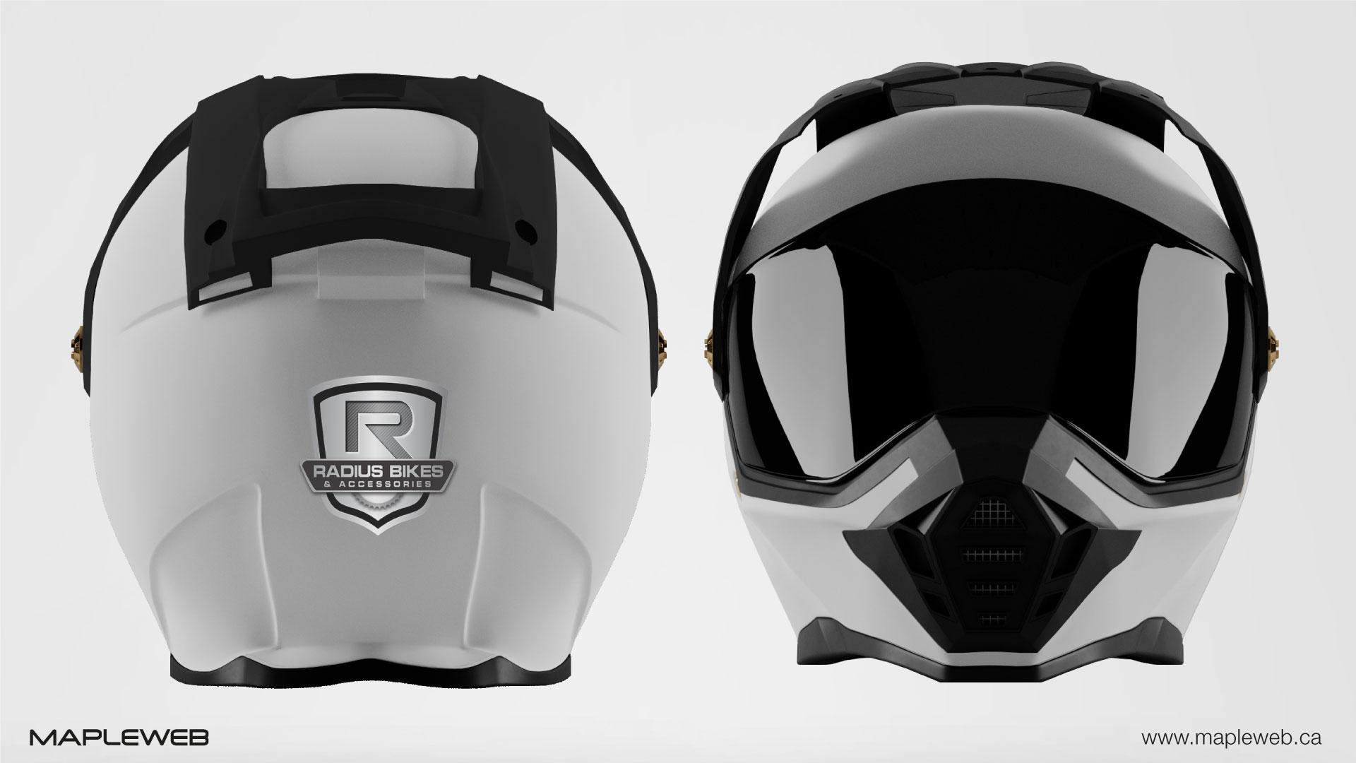 radius-bikes-brand-logo-design-by-mapleweb-vancouver-canada-helmet-mock