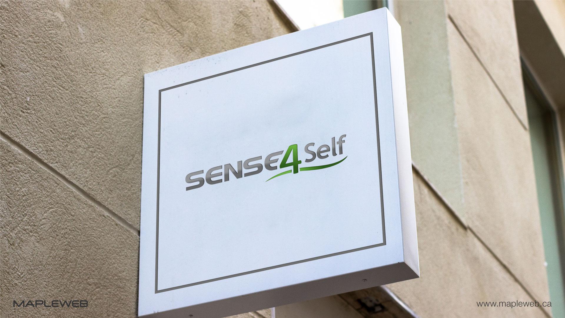 sense-4-self-brand-logo-design-by-mapleweb-vancouver-canada-outside-shop-sign-mock