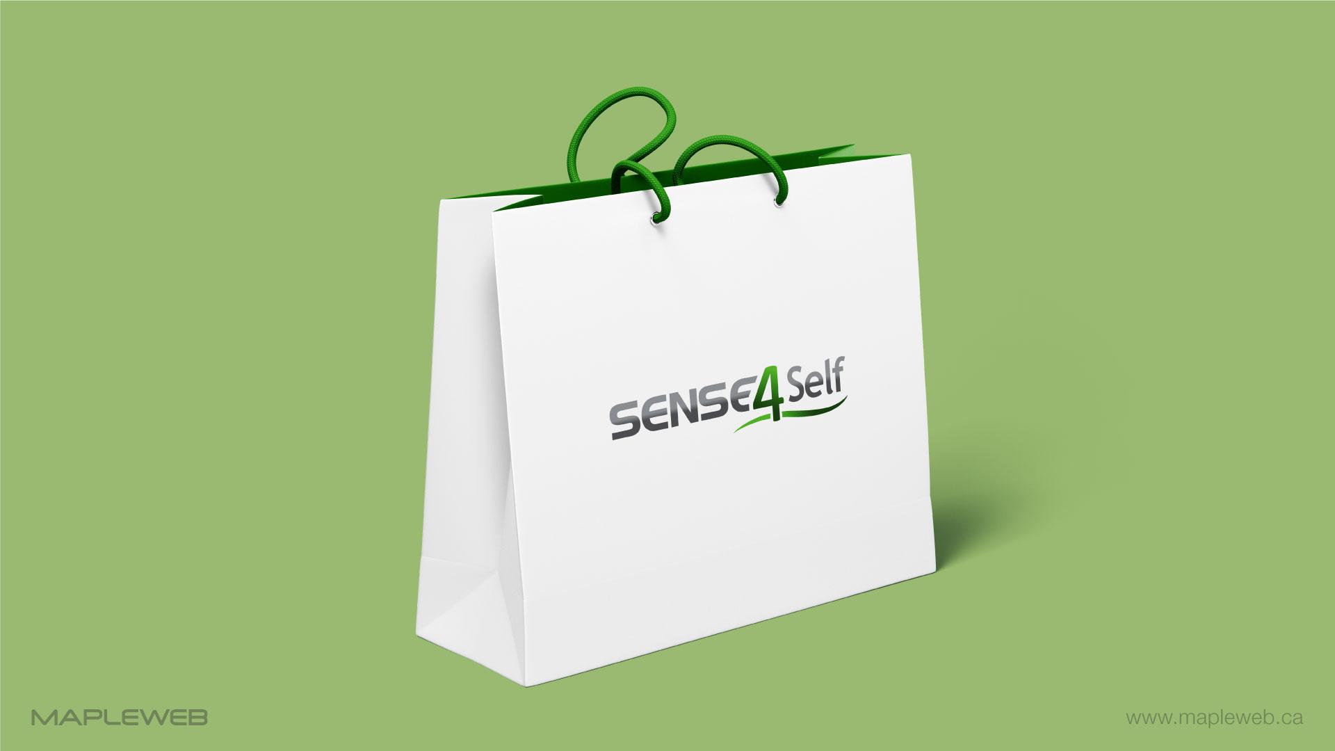 sense-4-self-brand-logo-design-by-mapleweb-vancouver-canada-shopping-bag-mock