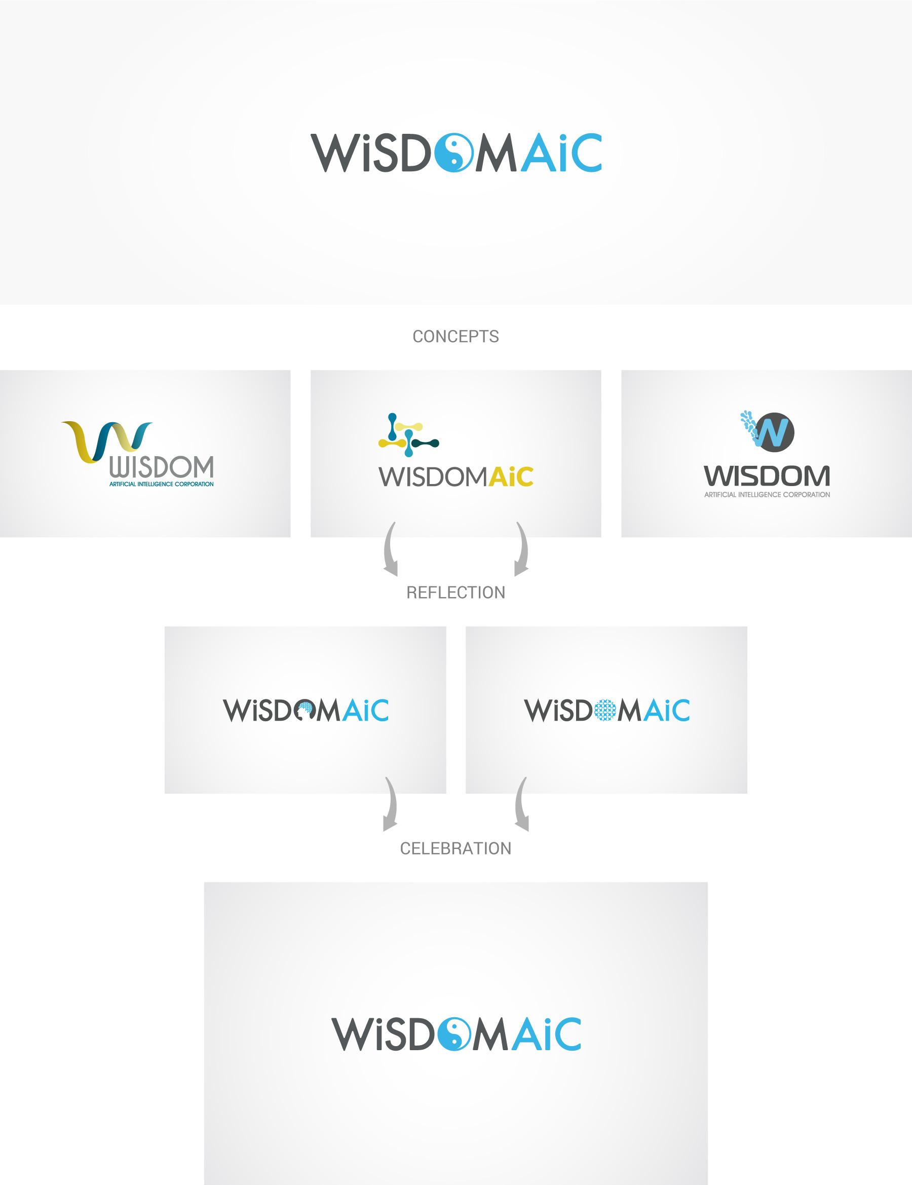 Wisdom-aic-logo-design