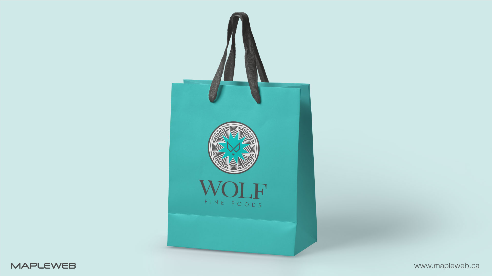 wolf-fine-foods-brand-logo-design-by-mapleweb-vancouver-canada-bag-mock